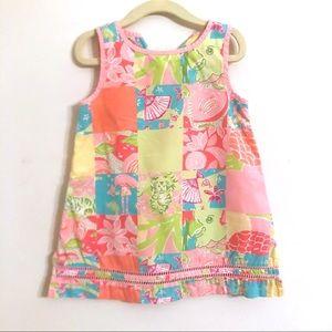 Lilly Pulitzer Girls shift dress